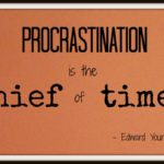 Effective Ways To Overcome Procrastination