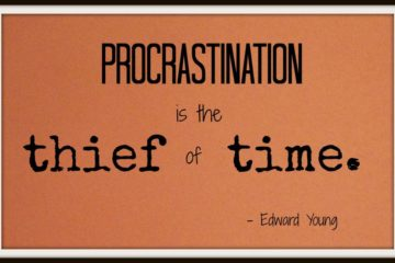Effective Ways To Overcome Procrastination