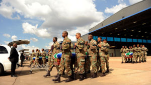 SA Military Bursaries Program