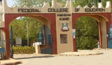 Courses Offered in Federal College of Education Kano