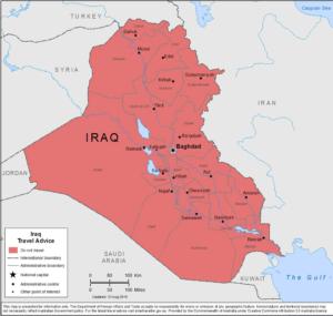 Top 10 Universities In IRAQ