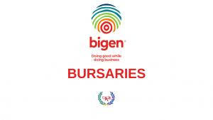Bigen Bursary