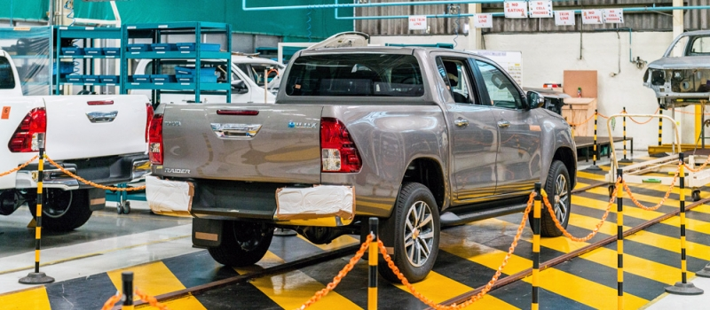 Toyota South Africa Motors Bursary