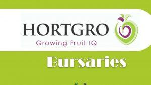 HORTGRO Bursary