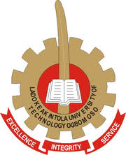Courses Offered IN LAUTECH