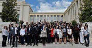 United Nations Information Service's Graduate Study Programme