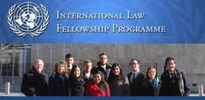 United Nations International Law Fellowship Programme