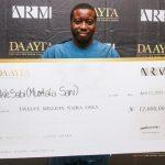 Deji Alli ARM Young Talent Award