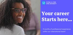 Fatima Al-Fihri Open University FAOU Autumn Internship
