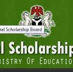 Federal Government Scholarship Awards