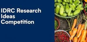 IDRC Research Ideas Competition