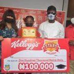 Kellogg's SuperStars Scholarship Contest