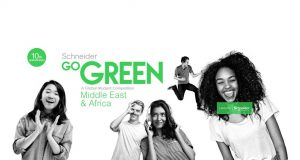 Schneider Go Green Global Student Competition