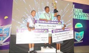 The Ultimate Mathematics Ambassador Annual Competition