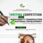 Emeraldscape Environmental Development Essay Writing Competition