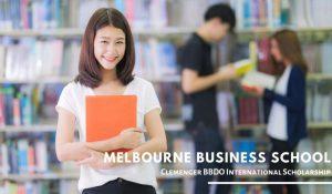 Melbourne Business School MBS Clemenger BBDO Scholarship