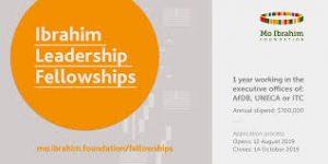 Mo Ibrahim Foundation Leadership Fellowship