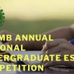NCDMB Annual National Undergraduate Essay Competition
