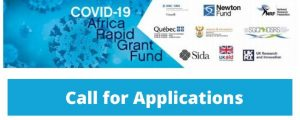 NRF COVID-19 Africa Rapid Grant Fund