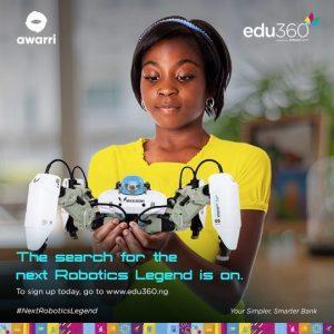 Union Bank edu360/Awarri Training and Competition