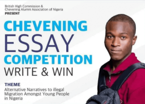 Chevening Essay Competition