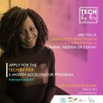 MEST Africa Tech By Her Accelerator Program