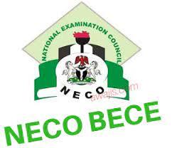NECO BECE Results 2021