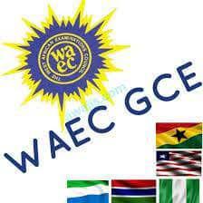 WAEC GCE Registration Form Template 2021